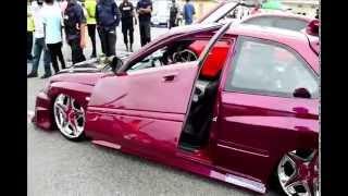 Barley Legal Pimp My Ride Car show 2014