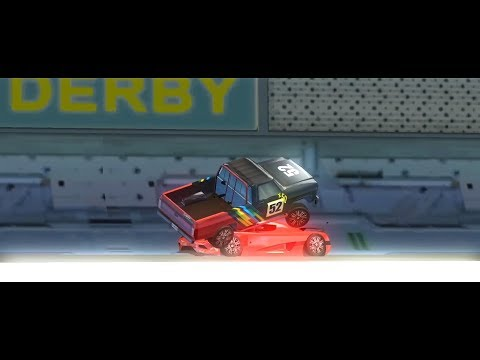 Derby Destruction Sim 2 - Gameplay trailer