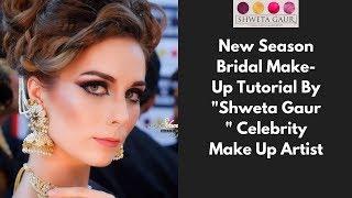 New Season Bridal Make-Up Tutorial By