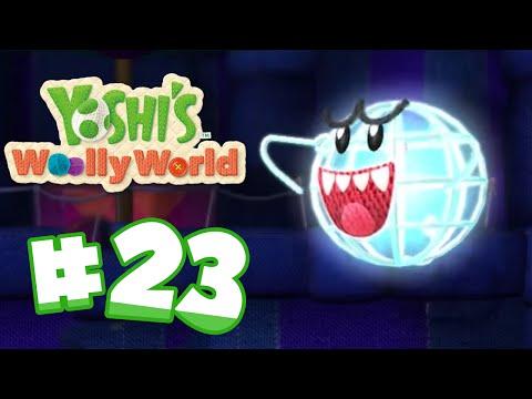Boo??? Yoshi's Woolly World WiiU HD - EP23