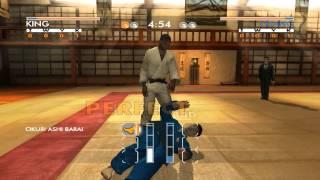 David Douillet Judo PC gameplay