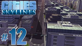Cities Skylines #12 - Another Disaster?!?