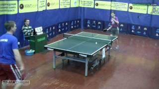 видео накладка для настольного тенниса SPINLORD Marder II