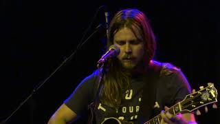 """Lukas Nelson Promise of the Real - """"Want Me Around""""  Durham, NC 11/12/17"""