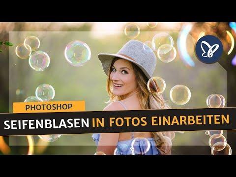 Photoshop Tutorial: Seifenblasen Overlays für glanzvolle Effekte in deinen Fotos thumbnail