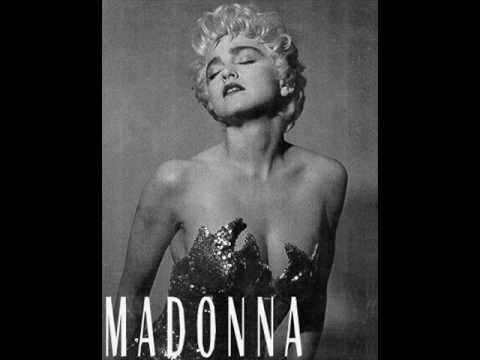 Madonna - Open your heart (Who's That Girl Studio Version)