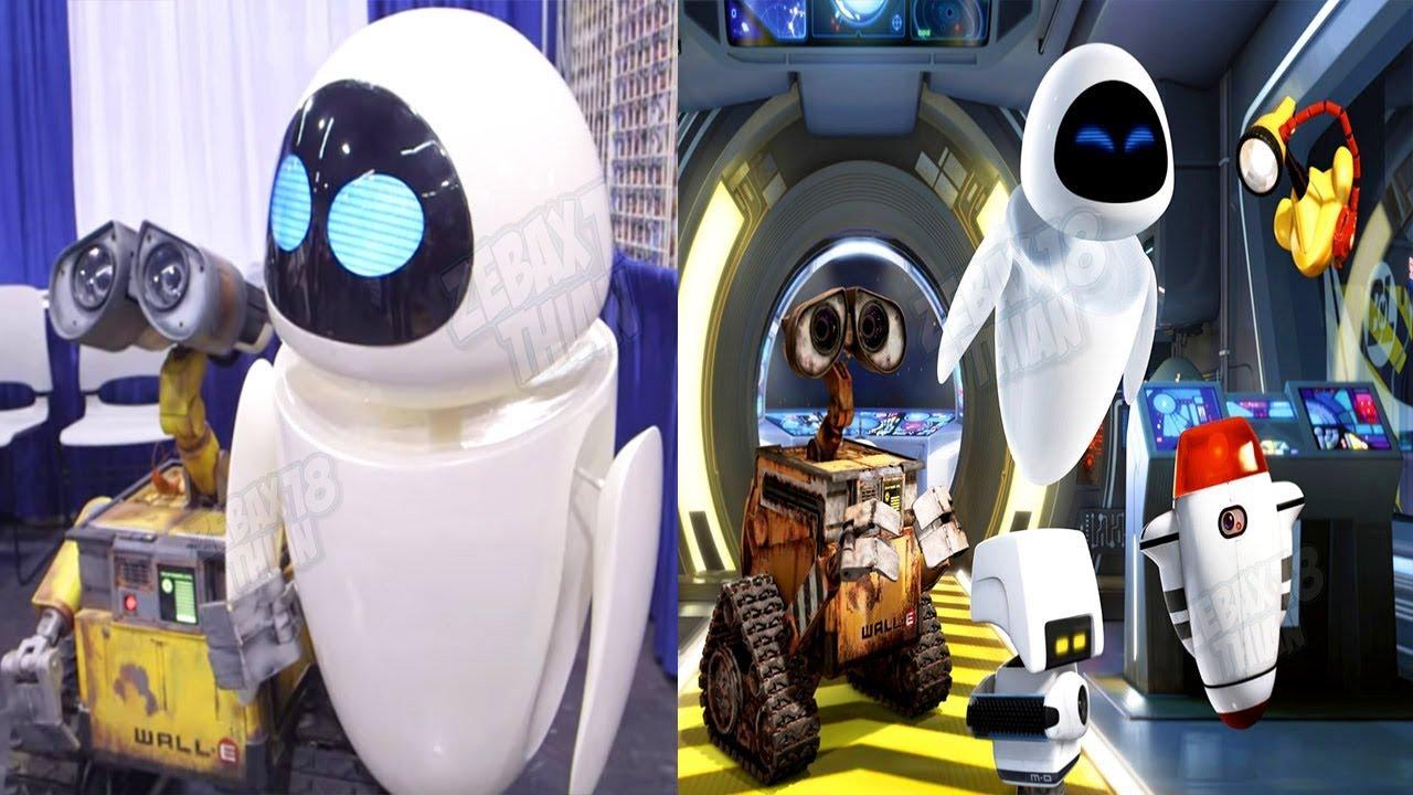 Ver Cosas Que No Sabes De Wall-E (Curiosidades & Misterios) en Español