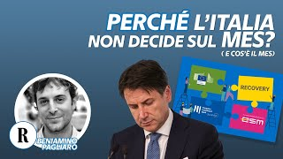 Perché L'italia Non Decide Sul Mes  E Cos'è Il Mes