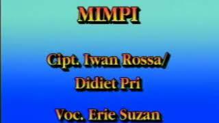 Gambar cover Erie suzan - mimpi ( original clip)