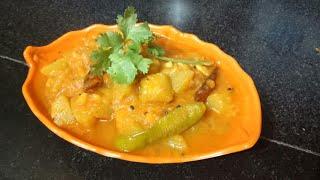 Lauki ki easy tasty and quick recipe--लौकी की शानदार सब्ज़ी बहुत ही असान और टेस्टी रेसिपी
