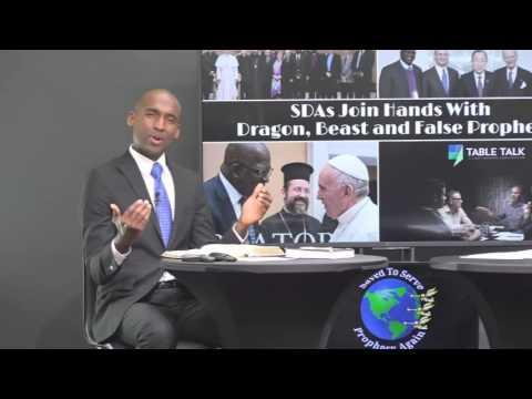 Ecumenismul Conferintei Generale AZS cu Babilonul si Papalitatea - Pastor Andrew Henriques