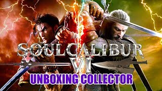 Soulcalibur 6 Collector's Edition Unboxing FR