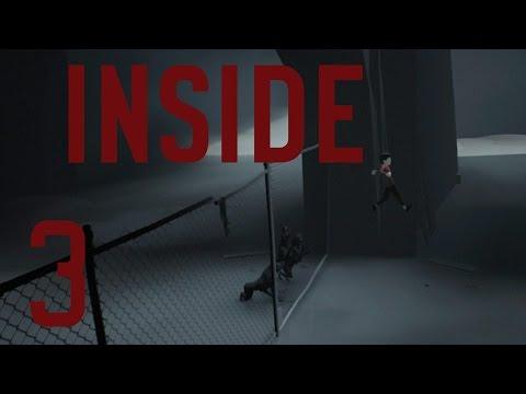 Inside - Part 3 - UNDERWATER FEAR - Inside Playthrough