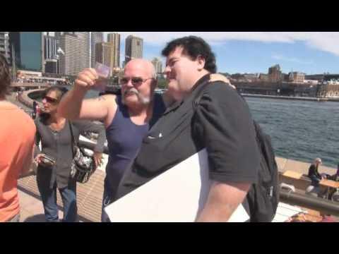 Sydney Youtube Gathering and Free Hugs!