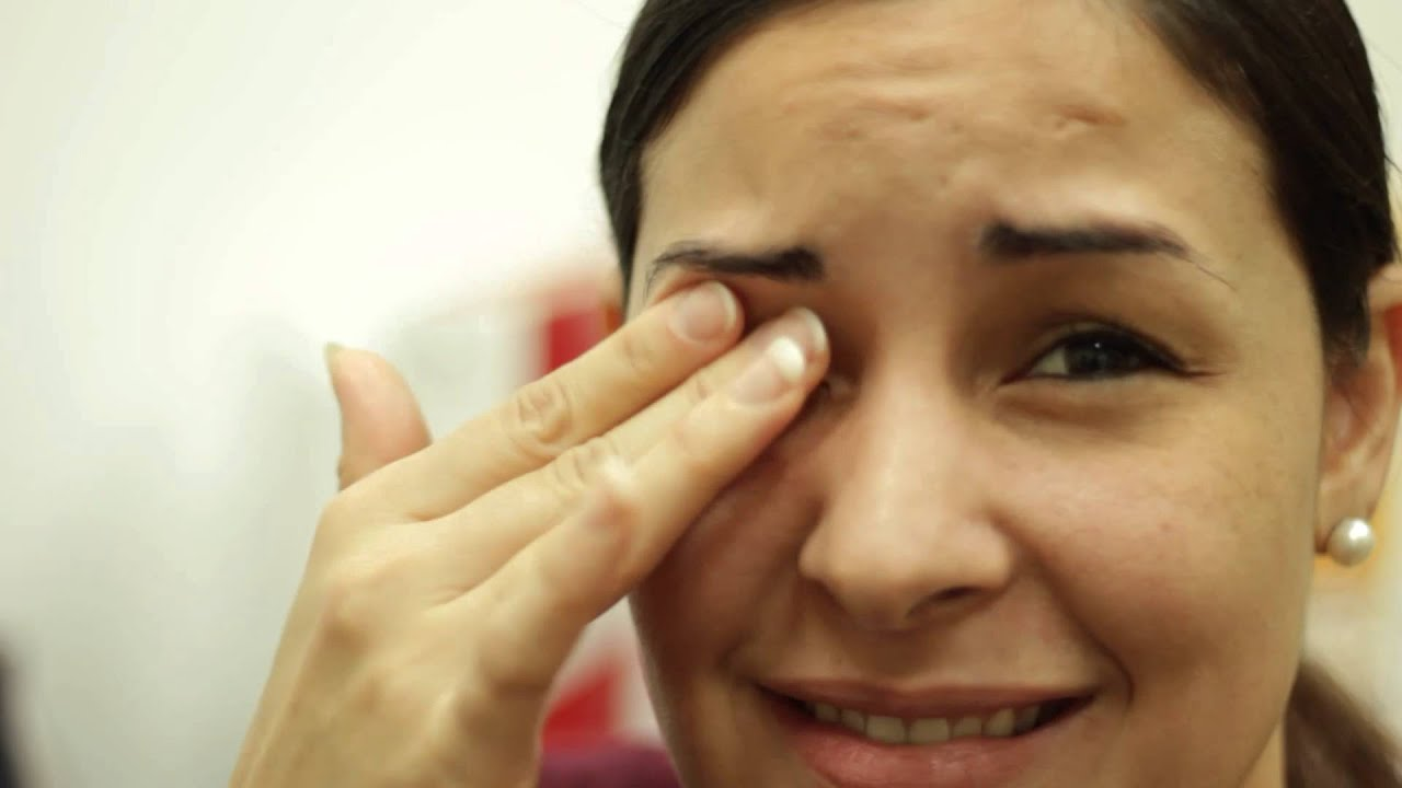 How To Get Face Wash Out Of Your Eye Skin Care Beauty Tips Youtube