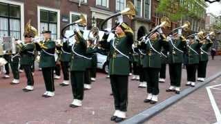 Traditioneel Jachthoornkorps Garde Jagers - Swinging Frogs