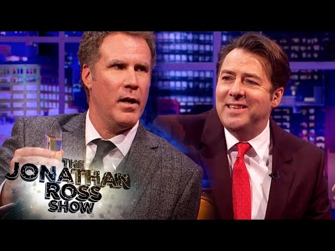 Will Ferrell Explains Christmas Traditions In Sweden - The Jonathan Ross Show