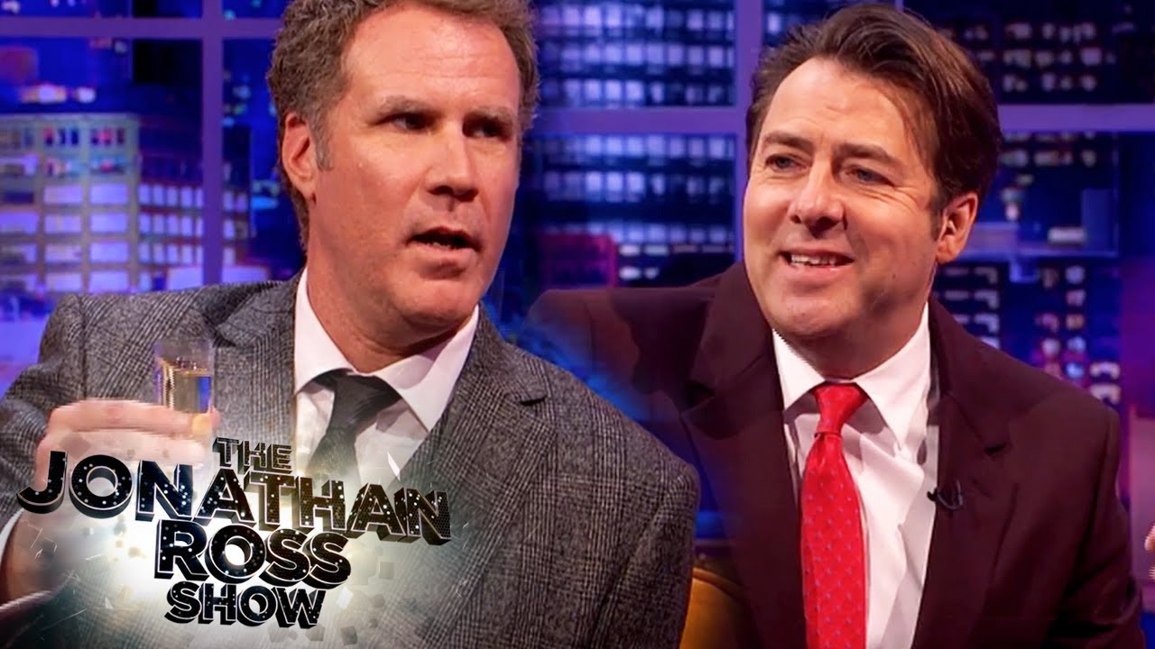 Will Ferrell Explains Christmas Traditions In Sweden - The ...