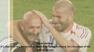 Famous Quotes about Zinedine Zidane