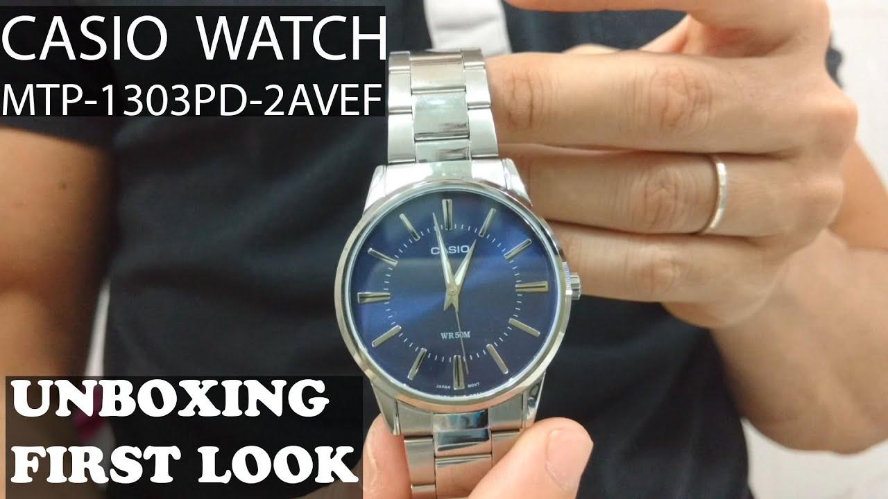 98f8c4522f94 Casio Men s Watch Collection Mtp-1303D-2Avef