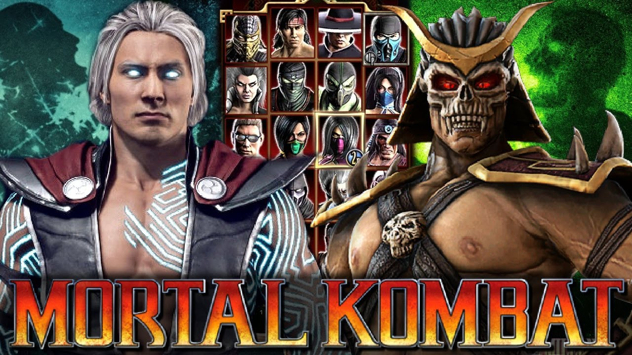 Download The Secrets Of Mortal Kombat 9 You Never Knew! Fujin! Bosses! Brutalities And More!