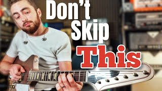How I Taught Myself Guitar; What NOT To Do