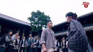 Bà Lão nhà quê dùng kungfu dẹp loạn Bang Hội Lớn Nhất Bến Thượng Hải | Mã Vĩnh Trinh | Clip Hay
