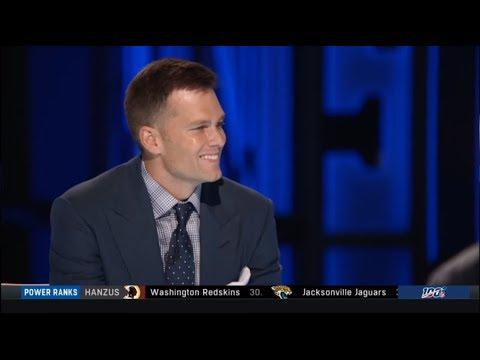 Tom Brady Reacts
