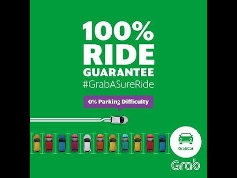 Grab Promo Code | 10 OFF | X 5 Rides 2018 { Existing Users }