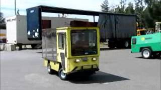sold e z go 36v electric utility cart scooter truck xi 875 bidadoo com