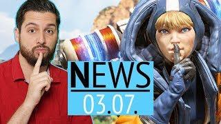 Apex Legends: Jetzt kostenlos neue Inhalte in Season 2 - News