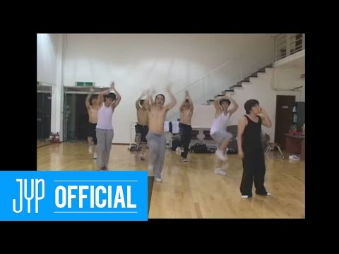 2PM 10 out of 1010점 만점에 10점 Undisclosed Practicing  Clip