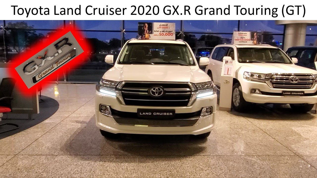 Toyota Land Cruiser 2020 Grand Touring Gt 4l V6 Gx R Gt Interior Exterior Review Dubai Uae Youtube
