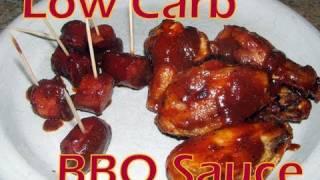 Atkins Diet Recipes: Best Low Carb Bbq Sauce