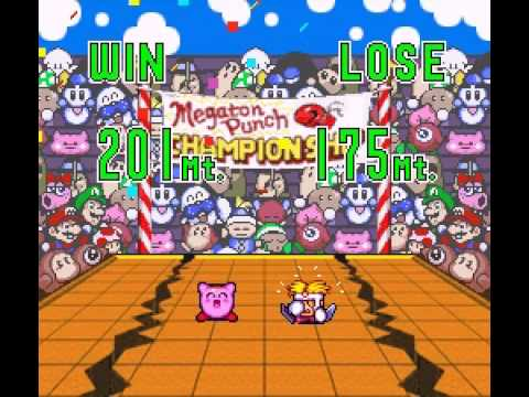 Kirby superstar megaton punch tas youtube kirby superstar megaton punch tas publicscrutiny Image collections
