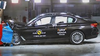 BMW 5 Series (2017) CRASH TEST