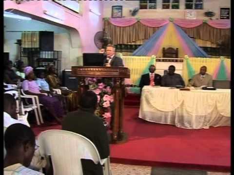 Love Seminar in Benin