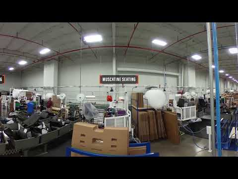 Take a 360° Tour of Our Manufacturing Facilities | HNI