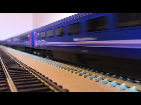 Model Trains At Speed Episode 1 (UK)