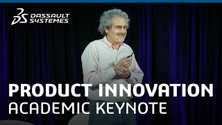 Product Innovation Academic Keynote - Science in the Age of Experience 2019 - Dassault Systèmes