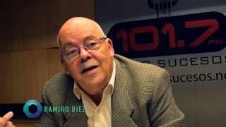 El MUNDO DE LA RADIO: Ramiro Diez