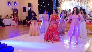 Bride Wedding Reception Dance 2018