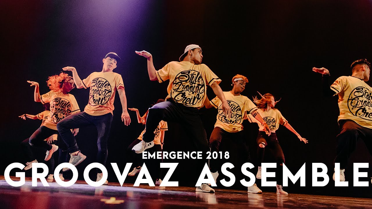 Emergence 2018 | Groovaz Assemble