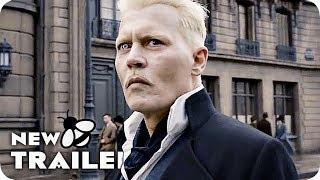 Fantastic Beasts 2: The Crimes of Grindelwald Trailer 2 (2018)
