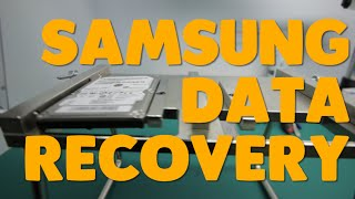how to recover data from Samsung hard drives
