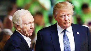 Trump Wants Joe Lieberman To Lead FBI