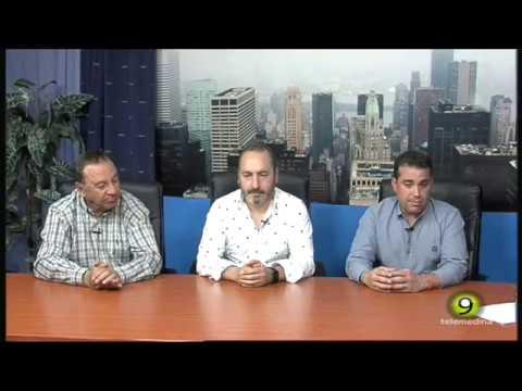 Debate sobre el último barómetro del CIS en Telemedina.