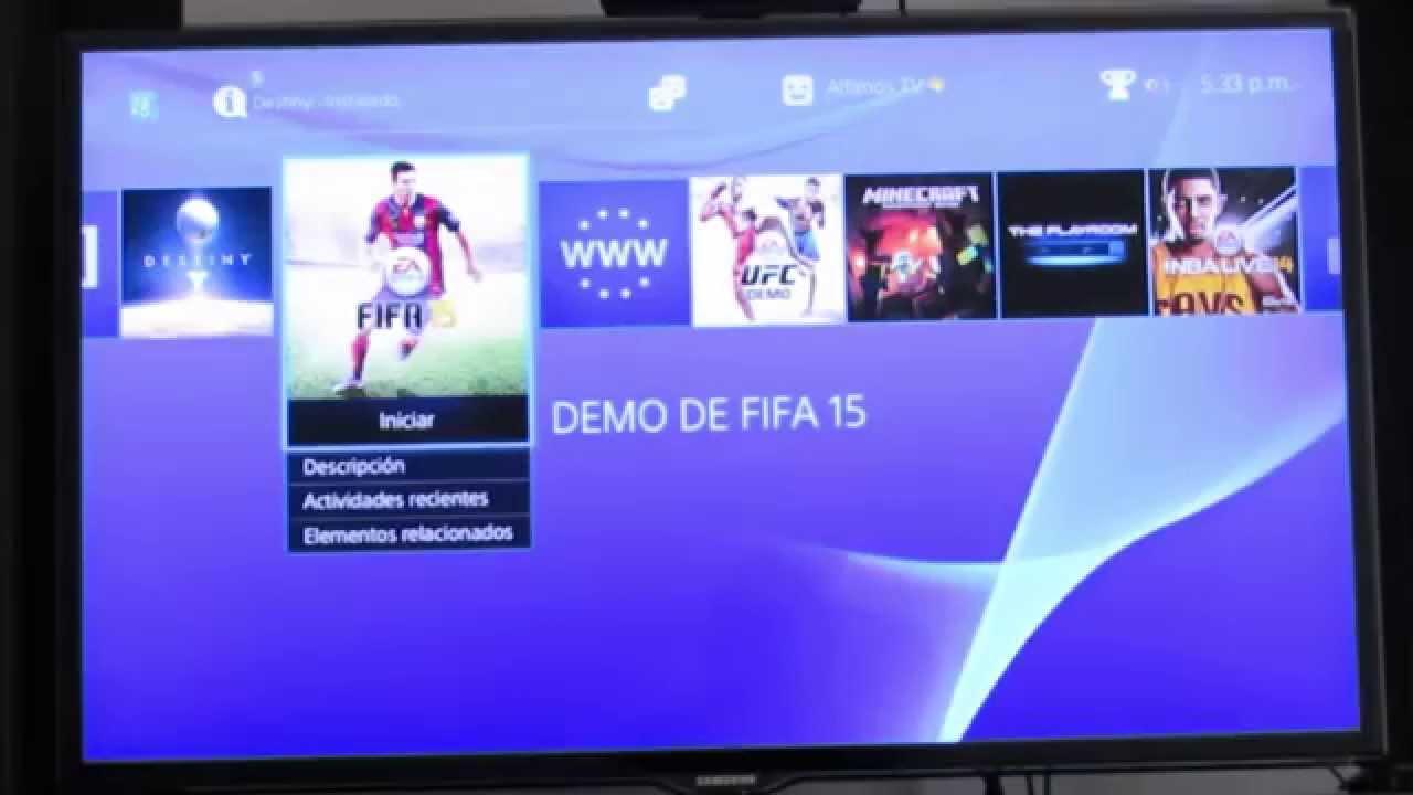 Playstation 4 Descargar Juegos Fifa 2015 Gratis Sin Tarjeta De