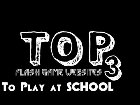 The Best 3 Websites To Play Games At SCHOOL