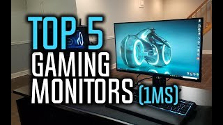 Best 1ms Gaming Monitors in 2018 - Which Has The Lowest Response Time?